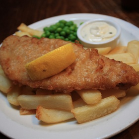 Eat Fish and Chips in London - Bucket List Ideas