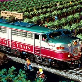 Ride the Napa Valley Wine Train - Bucket List Ideas