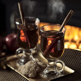 Drink a hot toddy by the fire - Bucket List Ideas