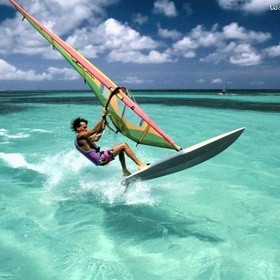 Learn windsurfing - Bucket List Ideas