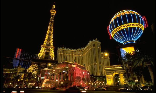 Go to Las Vegas - Bucket List Ideas
