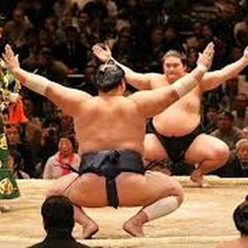 Watch a sumo wrestling match - Bucket List Ideas