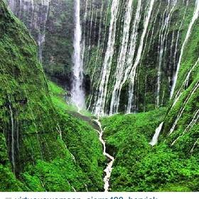Hawaii- Mt. Waialeale - Bucket List Ideas