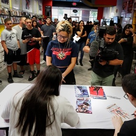 Attend a Comic Book Signing - Bucket List Ideas