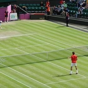 Play tennis - Bucket List Ideas