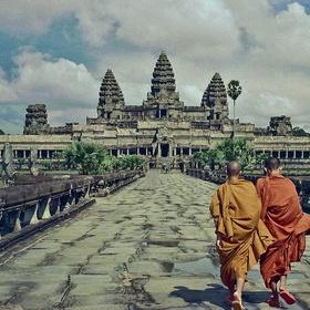 Visit Angkor Wat - Bucket List Ideas