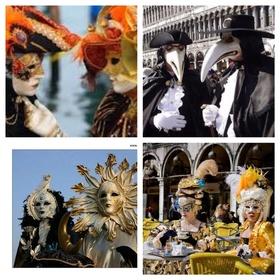 Attend Carnival Venice, Italy - Bucket List Ideas