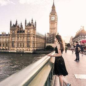 Have a London photoshoot - Bucket List Ideas