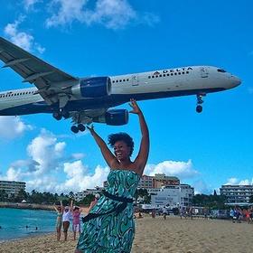 Go to Maho Beach, Sint Maarten - Bucket List Ideas