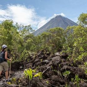 Go hiking in a Costa Rican jungle - Bucket List Ideas