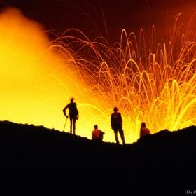 Hawaii - Visit an active volcano - Bucket List Ideas