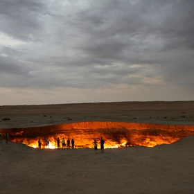 See The Crater of Fire - Bucket List Ideas