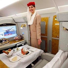 Fly 1st class - Bucket List Ideas