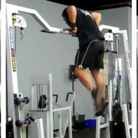Do 10 consecutive muscle ups - Bucket List Ideas