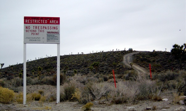 Visit Area 51 - Bucket List Ideas