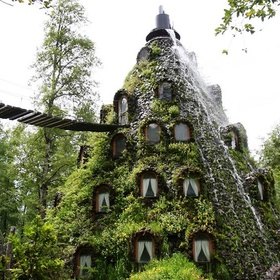 Stay at the Hotel La Montana Magica - Bucket List Ideas