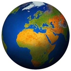 Go to every continent in the entire world - Bucket List Ideas