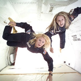 Fly in a Zero-Gravity Plane - Bucket List Ideas