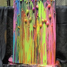 Do paint balloon darting - Bucket List Ideas