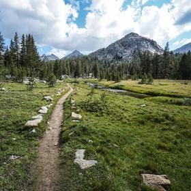 Hike a portion of the John Muir Trail - Bucket List Ideas