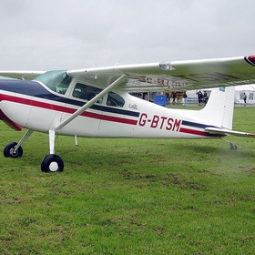 Get a Cessna 180 Skywagon - Bucket List Ideas