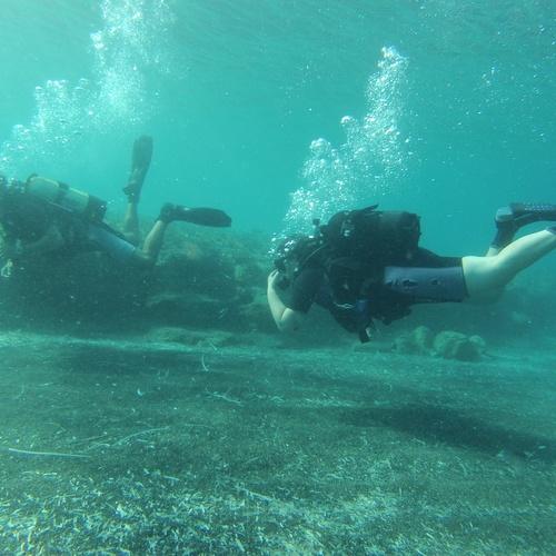 Go scuba diving - Bucket List Ideas