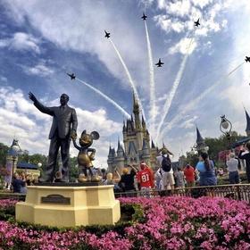 Go to Disney World in Florida - Bucket List Ideas