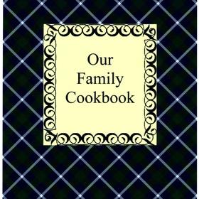 Start a Family Cookbook - Bucket List Ideas