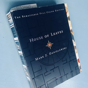 Get the House of Leaves Book - Bucket List Ideas