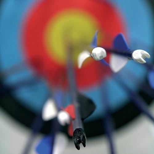 Learn archery - Bucket List Ideas