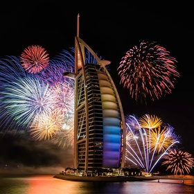 Celebrate new years eve in Dubai - Bucket List Ideas