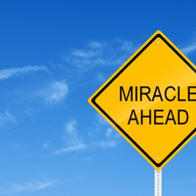 Witness a Miracle - Bucket List Ideas