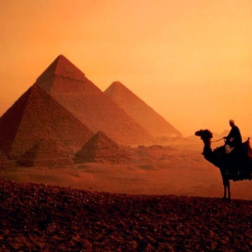 Go to Egypt - Bucket List Ideas