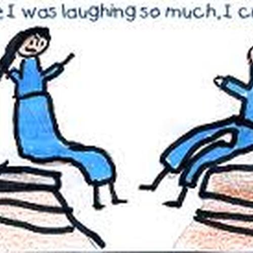 Laugh until I cry - Bucket List Ideas