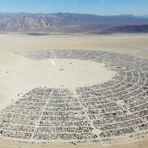 Go to Burning Man - Bucket List Ideas