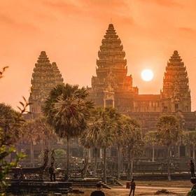 Explore Angkor Wat in Cambodia - Bucket List Ideas