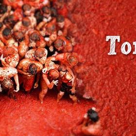 Attend La Tomatina - Bucket List Ideas