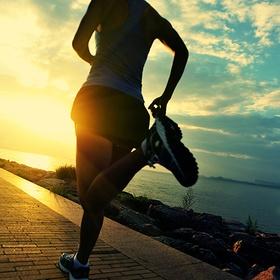Become a morning jogger - Bucket List Ideas
