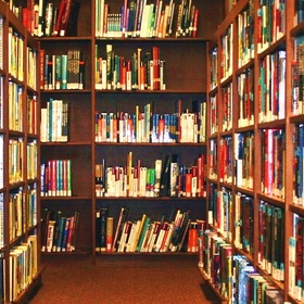Spend a whole day at the library - Bucket List Ideas