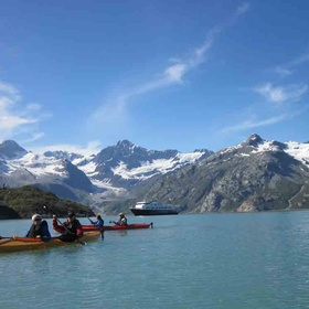 Kayak Through The Inside Passage - Bucket List Ideas