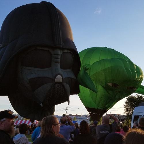 Hot air ballon ride - Bucket List Ideas