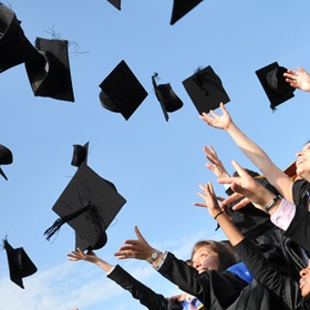 Graduate from University with a 2:1 - Bucket List Ideas