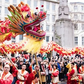 Be in China for the Chinese New Year - Bucket List Ideas