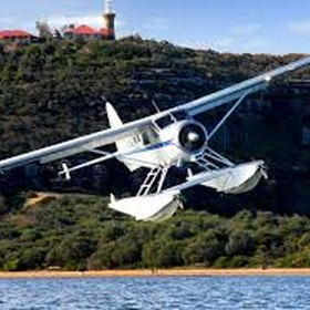 Fly and land on water in a seaplane - Bucket List Ideas
