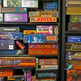 Have a Board Game Collection - Bucket List Ideas