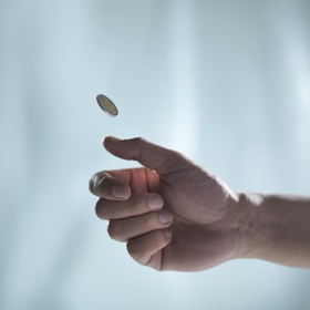 Make an Important Decision with a Coin Toss - Bucket List Ideas