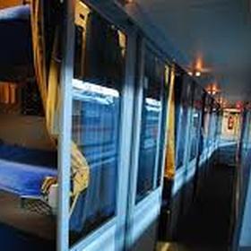 Sleep on an overnight train - Bucket List Ideas