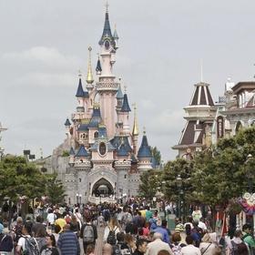 Go to Disney land - Bucket List Ideas
