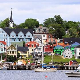 Visit Mahone Bay, Nova Scotia - Bucket List Ideas