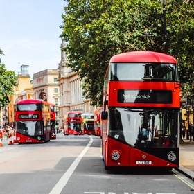 Ride a Red Double Decker Bus in London - Bucket List Ideas